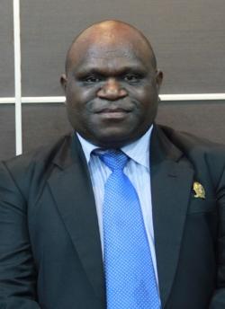 Profil Natalius Pigai | Komisioner Subkomisi Pemantauan & Penyelidikan